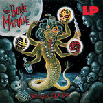 BONE MACHINE, THE - Sotto Questo Cielo Nero LP + CD (NEW) (M)