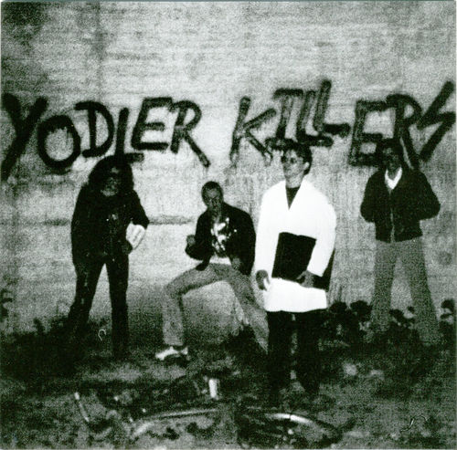 "YODLER KILLERS, THE - Jacot Masturbette (YELLOW WAX) 7"" + P/S (NEW) (P)"