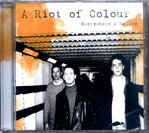 A RIOT OF COLOUR - Everywhere A Maltby CD (NEW) (M)