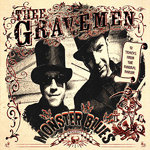 GRAVEMEN, THEE - Monster Blues (Red Wax) LP (NEW) (M)