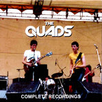 QUADS, THE - Complete Recordings CD (NEW) (M)