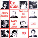 "SCABS, THE - Amory Building EP 7"" + P/S (NEW) (P)"