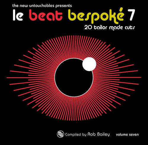 V/A - Le Beat Bespoke #7 - The New Untouchables Presents.... CD (NEW) (M)