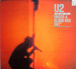 U2 - Live : Under A Blood Red Sky LP (EX-/EX-) (P)