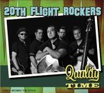 20th FLIGHT ROCKERS - Quality Time - CD (NEW) (P)
