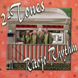 2-TONES - Ritojo Rhythm - CD (NEW) (P)