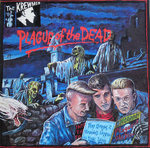 KREWMEN, THE - Plague Of The Dead - CD (NEW) (P)