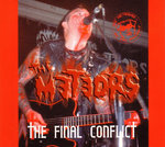 METEORS, THE - The Final Conflict - CD (NEW) (P)