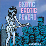 V/A - Exotic Erotic Reverb - Vol. 2 - CD (NEW) (M)