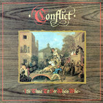 CONFLICT -  It's Time To See Who's Who LP (EX/VG+) (P)