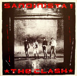 CLASH, THE -  Sandinista! TRIPPLE LP (POOR/VG+) (P)