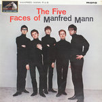 MANFRED MANN - The Five Faces Of ... LP (VG/POOR) (M)