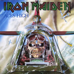 "IRON MAIDEN - Aces High EP 12"" + P/S (EX-/EX) (P)"