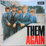 THEM - Them Again LP (VG/POOR) (M)