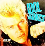 IDOL, BILLY - Idol Songs: 11 Of The Best LP (VG+/VG+) (P)