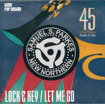 "PARKES, SAMUEL S. - Lock & Key (Black) 7"" + P/S (NEW) (M)"