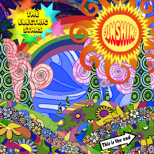 ELECTRIC STARS, THE - Sunshine CDs (NEW) (M)