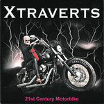 "XTRAVERTS, THE - 21st Century Motorbike (Purple Wax) 7"" + P/S (NEW) (P)"