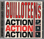 GUILLOTEENS, THE - Action Action Action DOUBLE CD (NEW) (M)