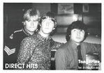DIRECT HITS, THE - 296mm x 210mm Black & White PROMO PHOT0 (EX) (M)
