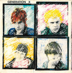 "GENERATION X - Wild Youth (MISPRESS) 7"" + P/S (VG+/VG+) (P)"