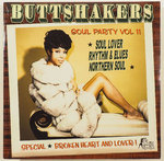 V/A - Buttshakers : Soul Party VOLUME 11 - LP (NEW) (M)