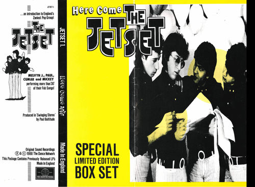 "JETSET, THE - 12"" x 18"" Promotional POSTER (EX)"