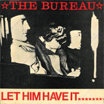 "BUREAU, THE - 6"" x 6"" Let Him Have It ... PROMO STICKER (EX)"