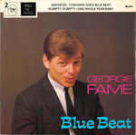 "FAME, GEORGIE - Blue Beat EP 7"" + P/S (NEW) (M)"