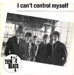 "TEENBEATS, THE - I Can't Control Myself 7"" + P/S (EX/EX) (M)"