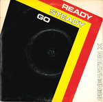 "GENERATION X - Ready Steady Go 7"" + P/S (VG+/EX) (P)"