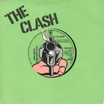 "CLASH, THE - (White Man) In Hammersmith Palais 7"" + P/S (EX-/EX) (P)"