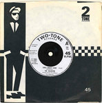 "SELECTER, THE - Three Minute Hero 7"" (+ COMPANY SLEEVE) (VG+/EX) (SKA)"