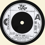 "CHORDS, THE - Now It's Gone 7"" (-/EX) (M)"