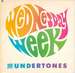 "UNDERTONES, THE - Wednesday Week 7"" + P/S (EX/EX) (P)"