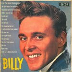 FURY, BILLY - Billy LP (EX/M-) (M)