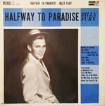 FURY, BILLY - Halfway To Paradise LP (EX/M) (M)