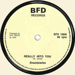 "SHADDOWFAX - Really Into You 7"" (-/EX) (P)"