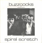 "BUZZCOCKS, THE - Spiral Scratch EP 7"" + P/S (EX/EX) (P)"