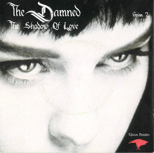 "DAMNED, THE - The Shadow Of Love 7"" + P/S (EX/EX) (P)"