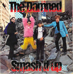 "DAMNED, THE - Smash It Up 7"" + P/S (VG/EX) (P)"