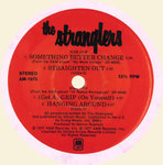 "STRANGLERS, THE - Something Better Change (PINK WAX) EP 7"" (-/EX) (P)"