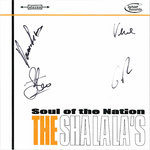 "SHA LA LA'S, THE - Soul Of The Nation 7"" (+ AUTOGRAPHED P/S) (NEW)"