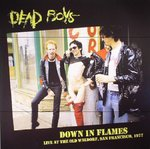 DEAD BOYS, THE - Down In Flames LP (NEW) (P)