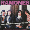 RAMONES, THE - Today Your Love - Live Old Waldorf, SF, 1979 FM BROADCAST LP (NEW) (P)