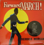 MORGAN, DERRICK - Forward March LP (NEW) (M)