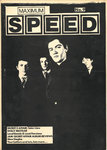 MAXIMUM SPEED - Issue 9 FANZINE (EX-) (D1)