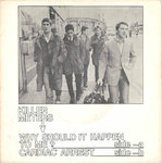 "KILLERMETERS, THE - Why Should It Happen To Me? 7"" + P/S (EX/EX) (M)"