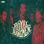 ROYAL HANGMEN, THE - Hanged, Drawn & Quartered (BLACK VINYL + DOWNLOAD CODE) LP (NEW) (M)