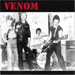 "VENOM, THE - Barmy Army (RED WAX) 7"" + P/S (NEW) (P)"